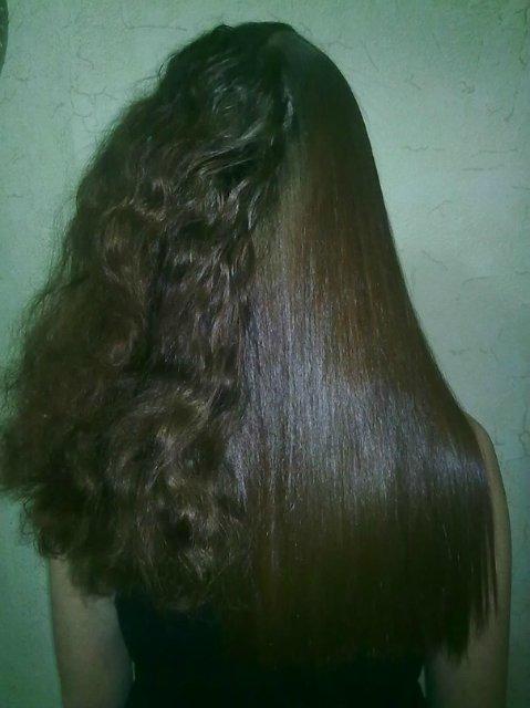кератиновое восстановление и выпрямление волос - Полезные схемы и описания на каждый день.